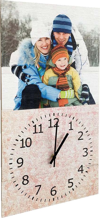Foto-orologio