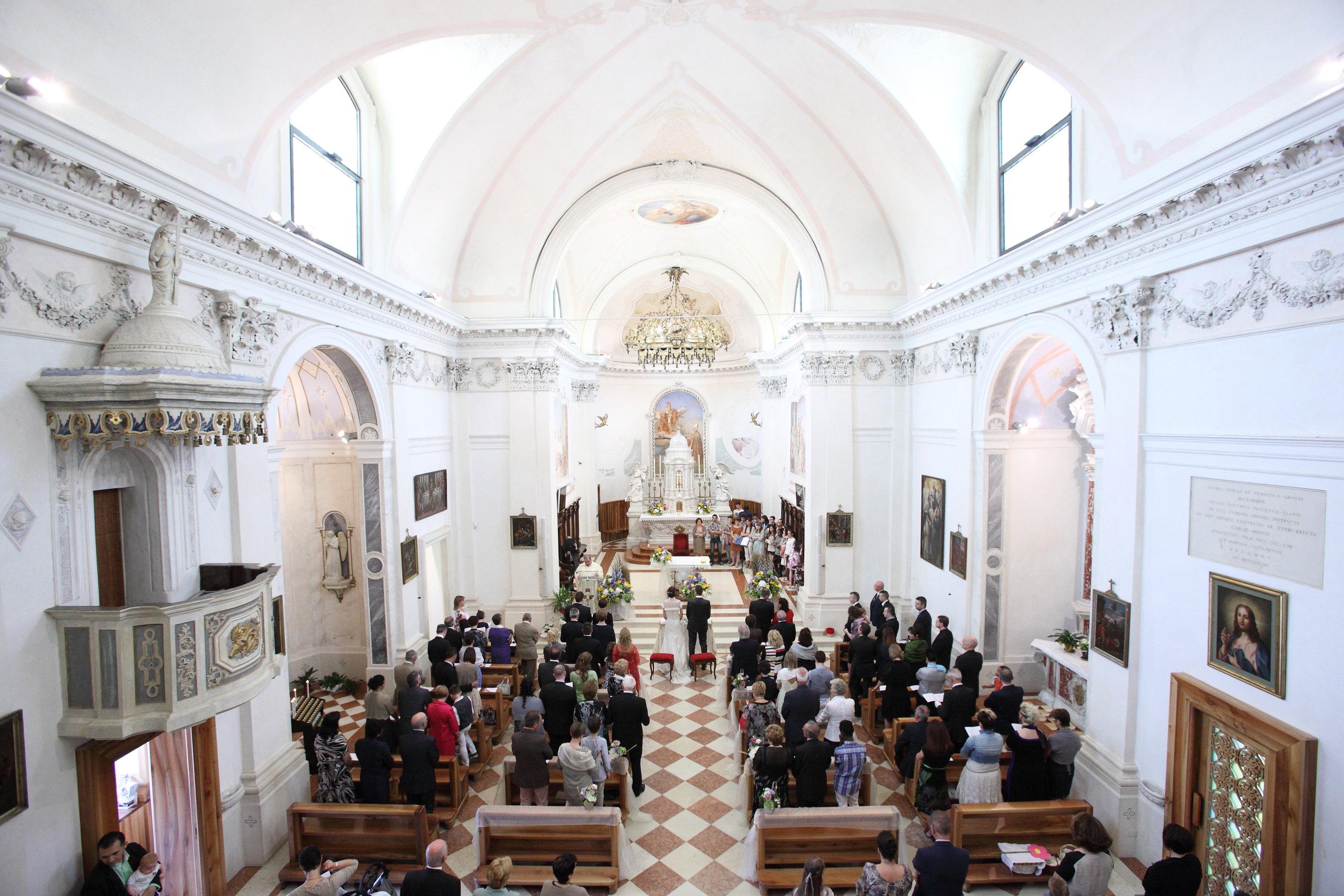 Chiesa di Caltana