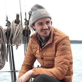 Captain Abe Clark True North Sailing Cha