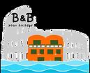 logo B&B RoMare