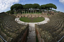 Ostia Antica - Ancient Theatre