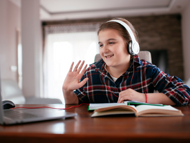 How to make online learning interesting for pre-primary children
