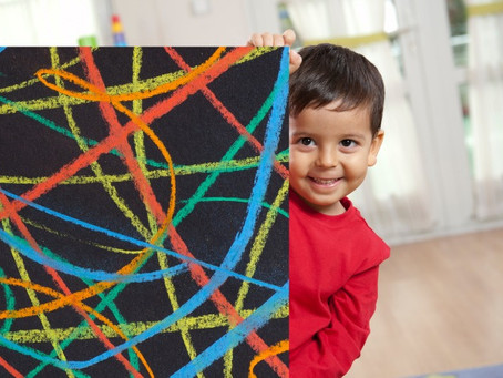Pre-school is the perfect place to encourage curiosity in kids