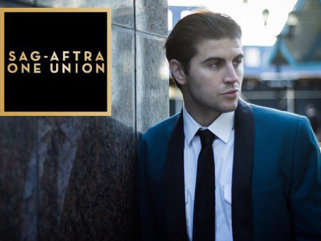 Nov 23, 2015- Freddy Giorlando joins SAG-AFTRA.