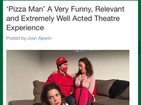 Feb 19, 2018- PIZZA MAN Opens to Rave Reviews!