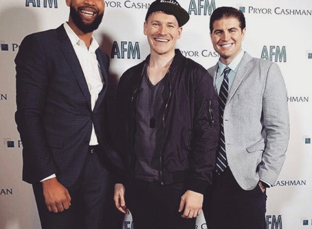 Nov 11, 2019- Producer and Actor Freddy Giorlando attends the American Film Market this past weekend
