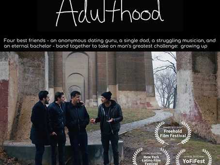 Nov 2, 2017- ADULTHOOD Wins First Award, Best Short at Brooklyns FREEHOLD Inaugural Film Festival.