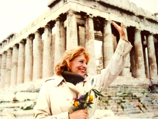 Η διαχρονική και αξεπέραστη Μελίνα Μερκούρη- 27 χρόνια από το θάνατό της