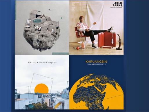 Φρέσκιες μουσικές (soul, jazz, indie)