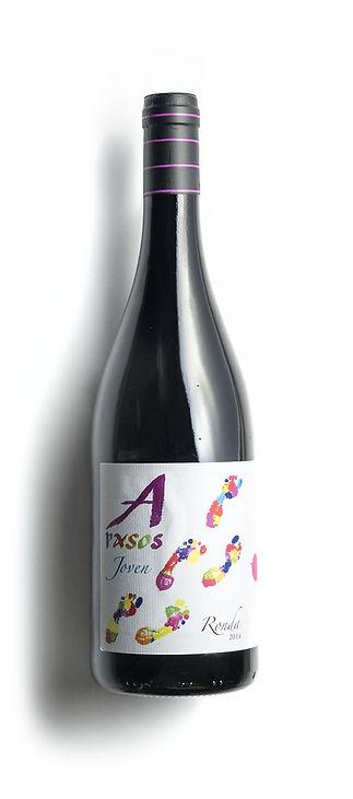 Pasos Largos Apasos Joven Natural Red wine, Ronda
