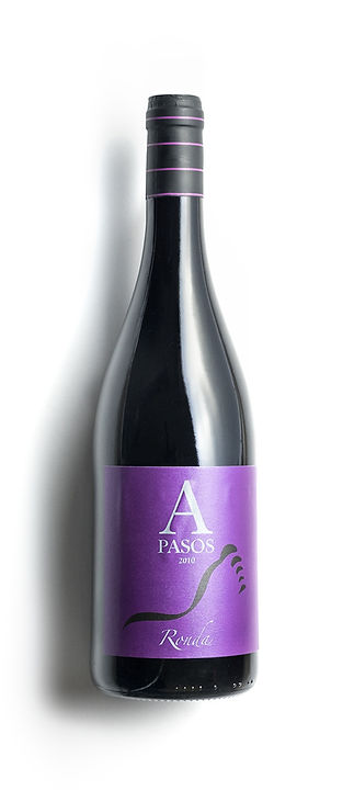 Pasos Largos Apasos Crianza Natural Red wine, Ronda
