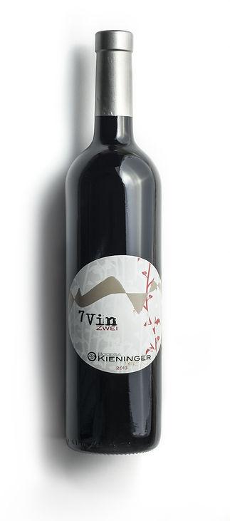 Kieninger 7Vin Zwei2013 Red Wine