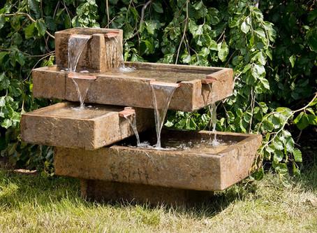 Henri Studio Concrete Fountains