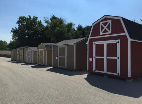 Best sheds - Old Hickory vs. Best Built