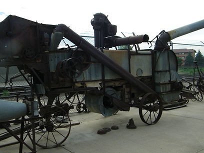 Largest Farm Equipment Collection