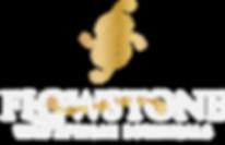 Flowstone Logo White