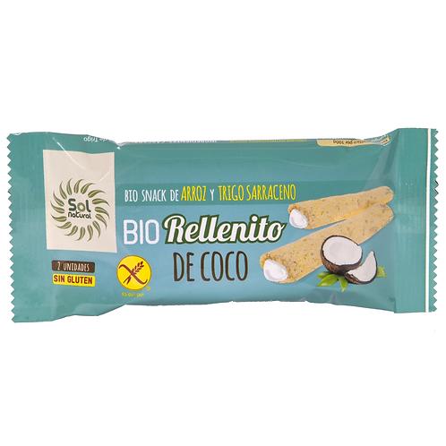 RELLENITO DE COCO SOLNATURAL 25G
