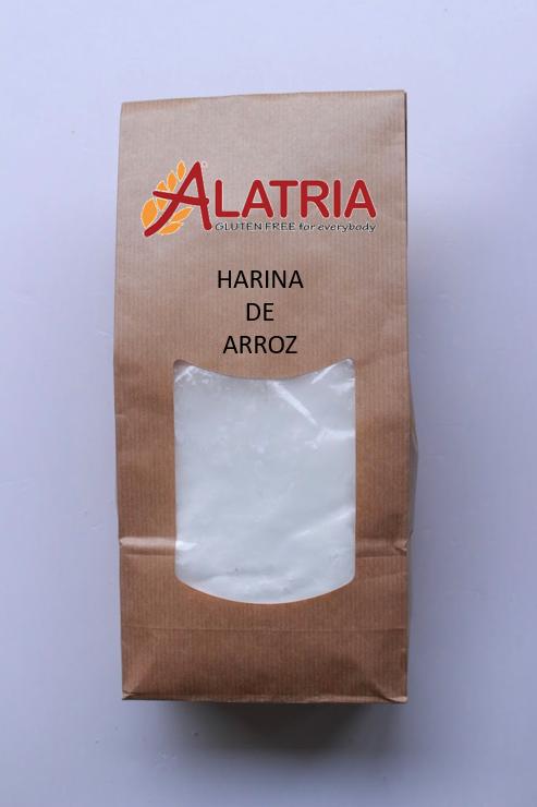 FARINA D'ARRÒS ALATRIA 1KG