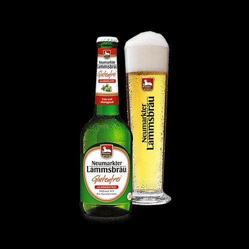 CERVESA BIO S/ALCOHOL LAMMSBRAU 330ML