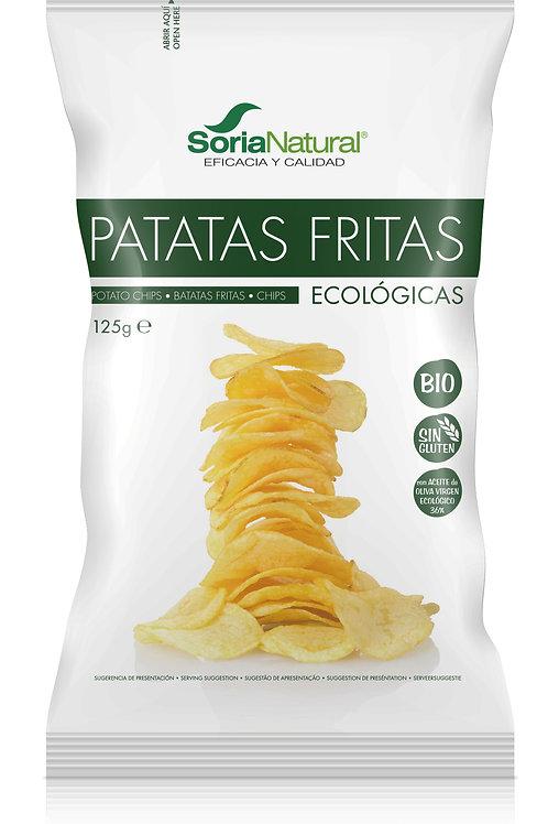 PATATES FREGIDES ECO SORIA NATURAL125G