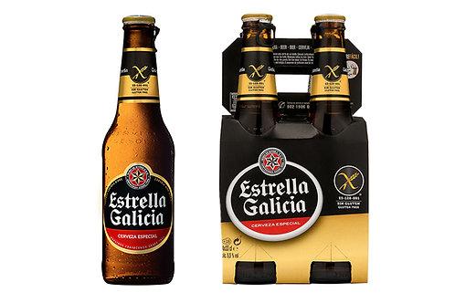 CERVESA ESTRELLA GALICIA 33CL