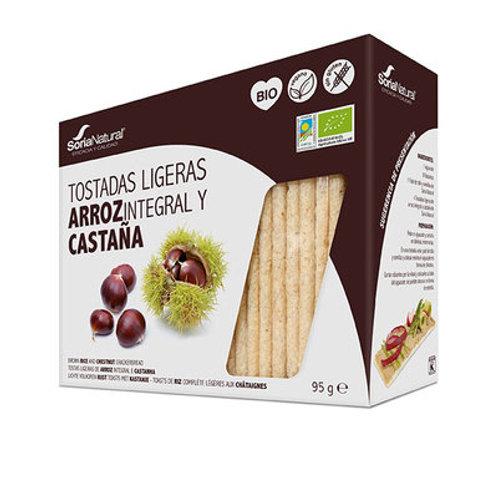 TORRADES ARRÒS INTEGRAL I CASTANYA 25x4G