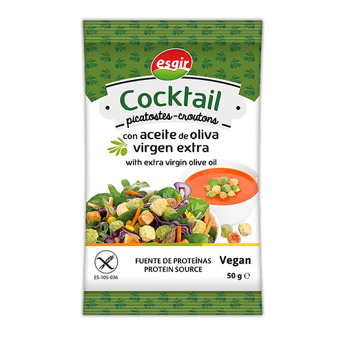 PICATOSTES COCKTAIL ESGIR 50G