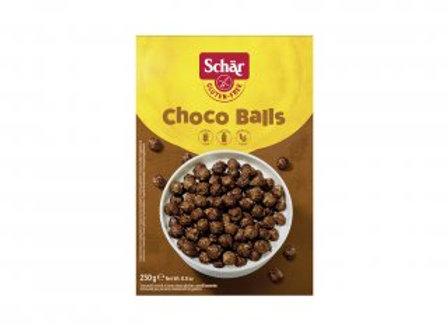 CEREALS CHOCO BALLS SCHÄR 250G