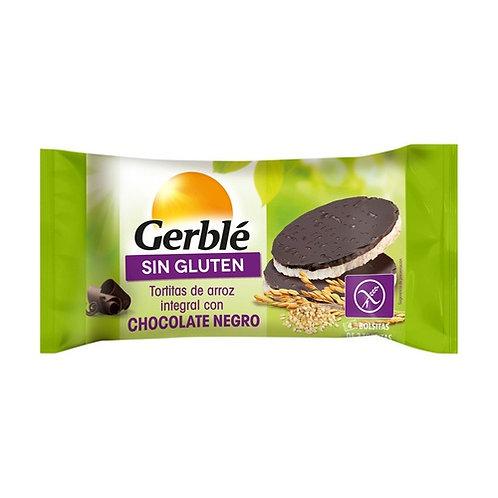 TORTITAS ARRÒS I XOCOLATA NEGRA GERBLE