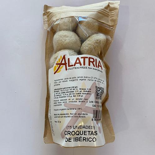 CROQUETES D'IBÈRIC ALATRIA 330G