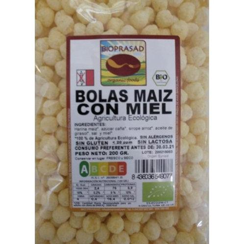 BOLES PANÍS I MEL BIOPRASAD 200G