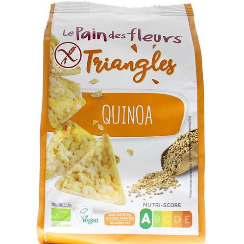 TRIANGLES PANÍS I QUINOA LE PAIN DES FLEURS 50G