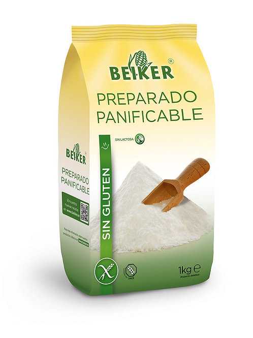 MIX PANIFICABLE BEIKER 1KG