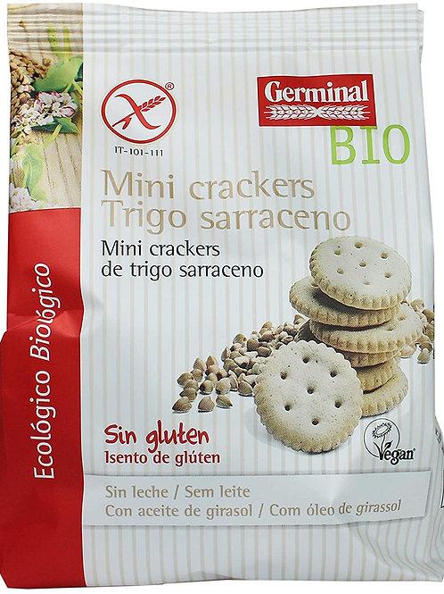 MINI CRACKERS BLAT SARRAÍ GERMINAL 100G