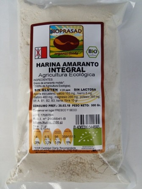 FARINA D'AMARANT BIOPRASAD 500GR