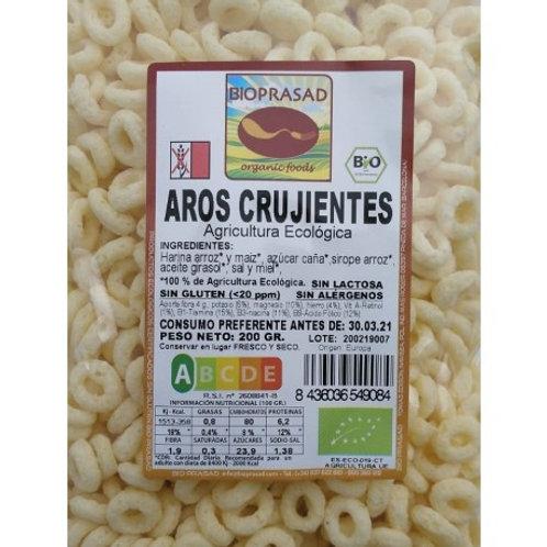AROS CRUIXENTS BIOPRASAD 200G