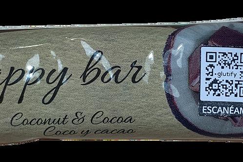 HAPPY BAR COCO I CACAO GLUTIFY