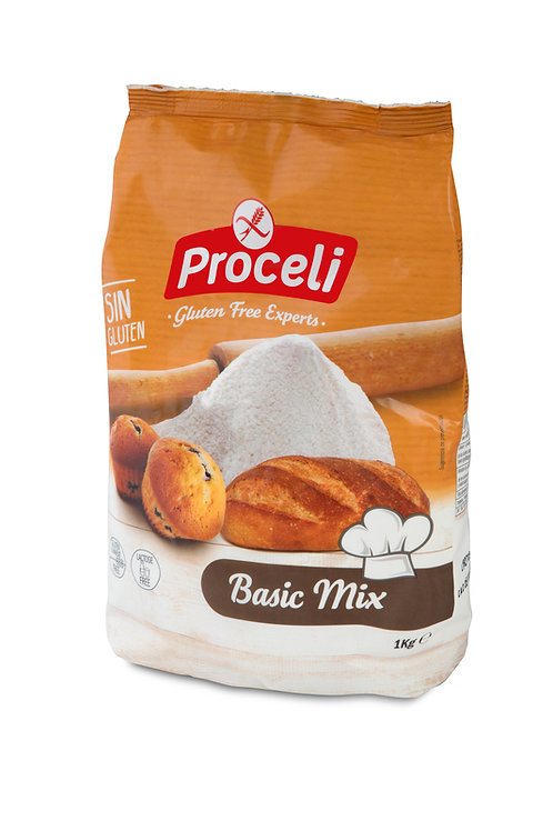 MIX PANIFICABLE BÀSIC PROCELI 1KG