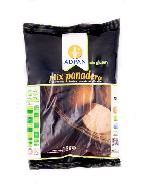 MIX PANIFICABLE ADPAN 1KG