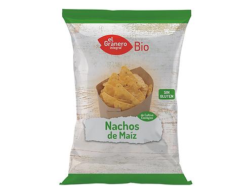 NACHOS DE PANÍS BIO EL GRANERO 125G