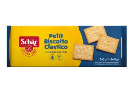 GALETES PETIT CLASSICA SCHÄR 165G