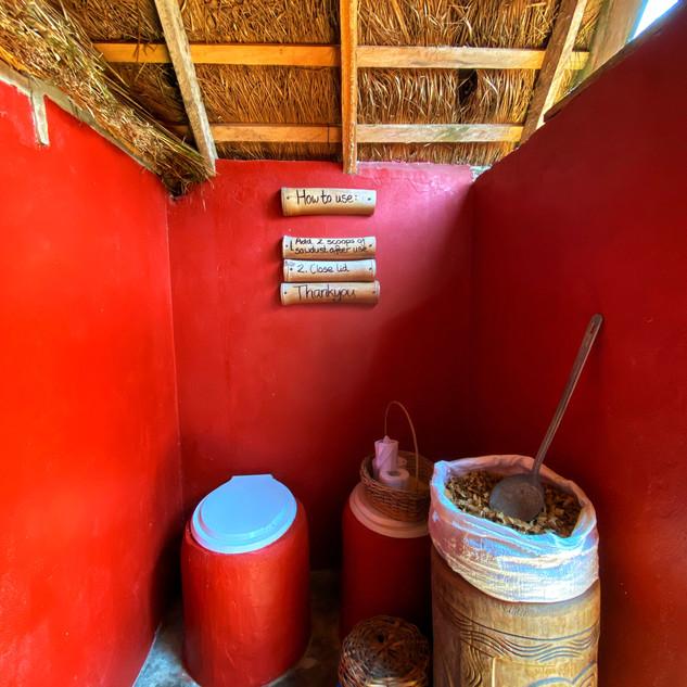 Suites - Compost toilets