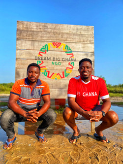 Dream Big Ghana Programmes Tour