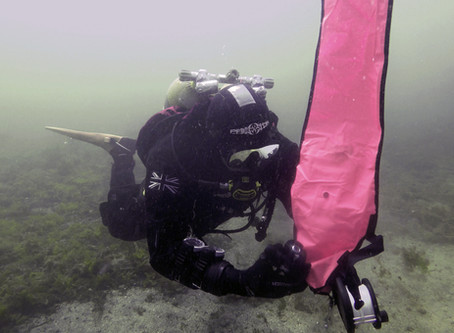 Diving Deeper into our Scapa Flow Wreck Course