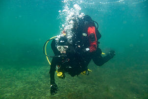 Discover Scuba Dive in Scapa Flow
