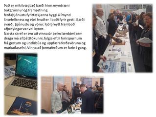 Kynning á ferðaþjónustu á Snæfellsnesi