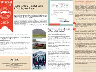 1. fréttabréf Svæðisgarðsins 2020