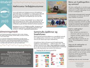 4.fréttabréf Svæðisgarðsins 2020