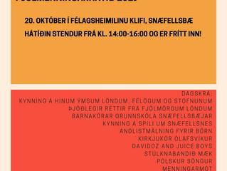 Fjölmenningarhátíð á Snæfellsnesi