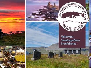 Svæðisgarðurinn Snæfellsnes verði fyrirmynd fyrir önnur svæði